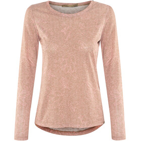 Prana Francie Top Women Burnt Caramel Rosewood